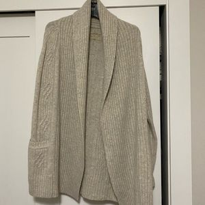 All Saints Cardigan in a Birch colour. Size 8.
